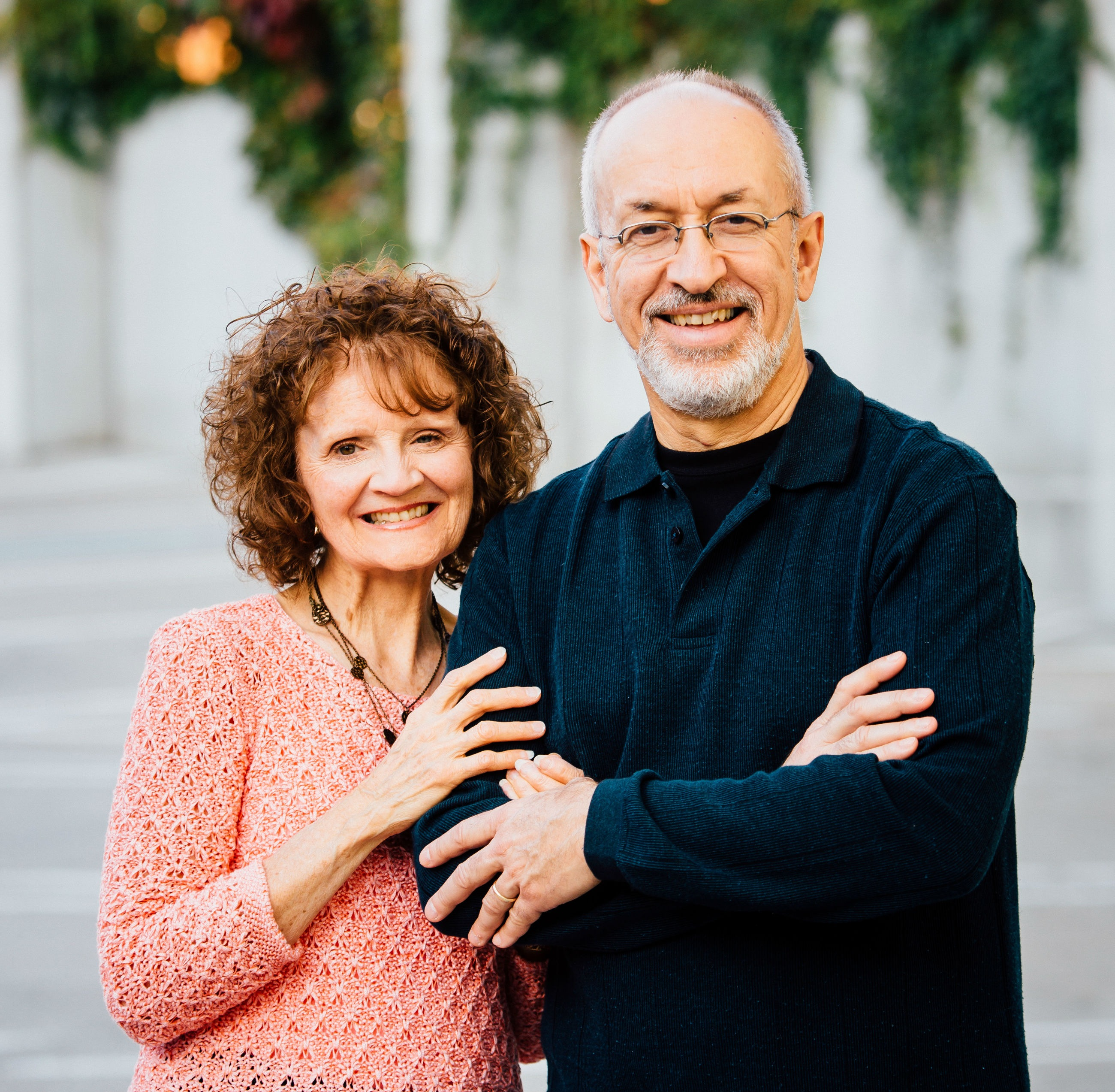 Vertical Marriage Conference with Mike and Anne Rizzo